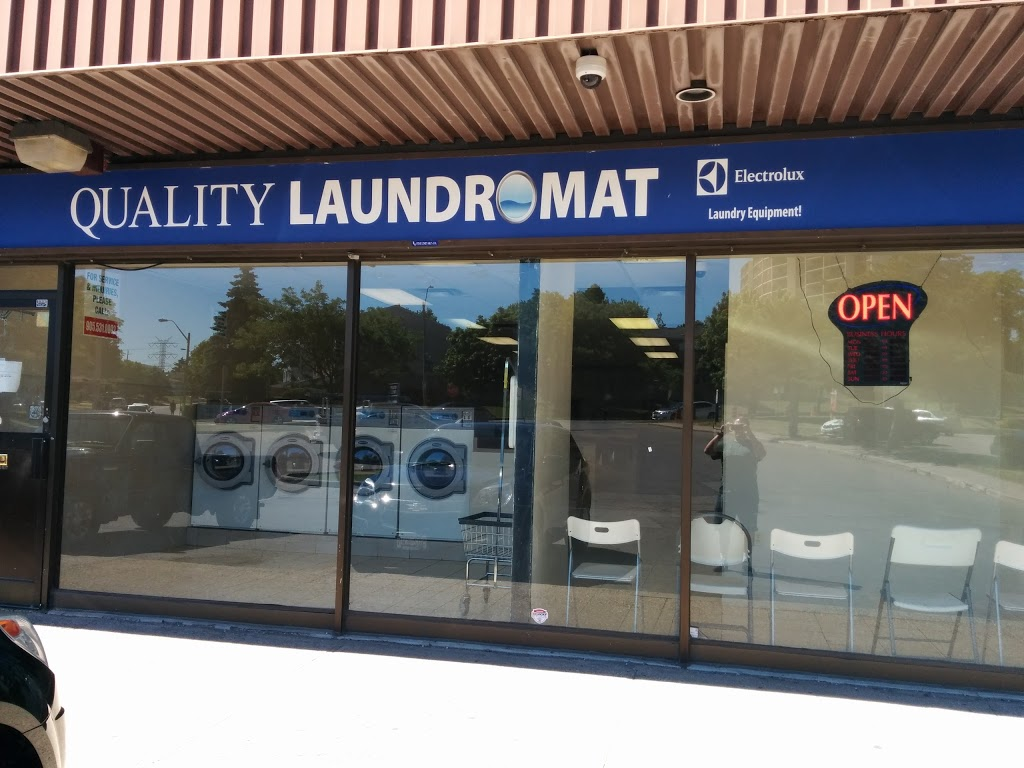 Quality Laundromat | laundry | 399 Greenhill Ave, Hamilton, ON L8K 6N5, Canada | 9055617005 OR +1 905-561-7005