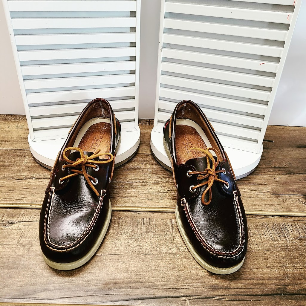 KW Shoe Repair & Sneaker Cleaning Service | shoe store | 366 Zeller Dr, Kitchener, ON N2A 0A3, Canada | 5198936863 OR +1 519-893-6863