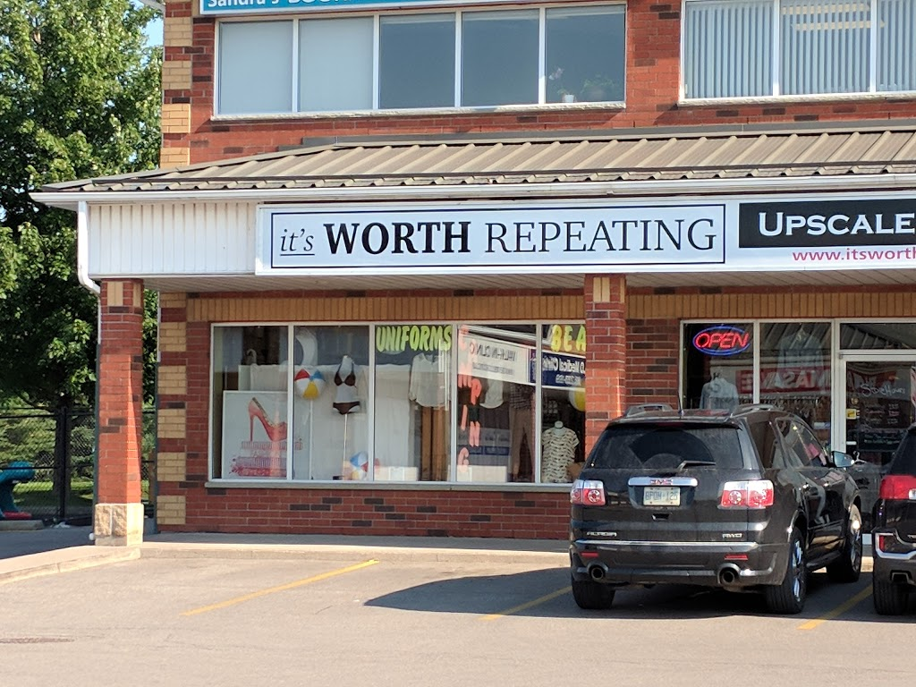 Its Worth Repeating   clothing store   2727 Courtice Rd, Courtice, ON L1E 3A2, Canada   9054327774 OR +1 905-432-7774