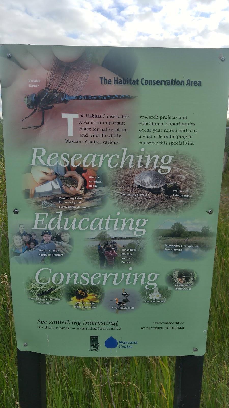 Habitat Conservation Area | park | Regina, SK S4N 2J3, Canada