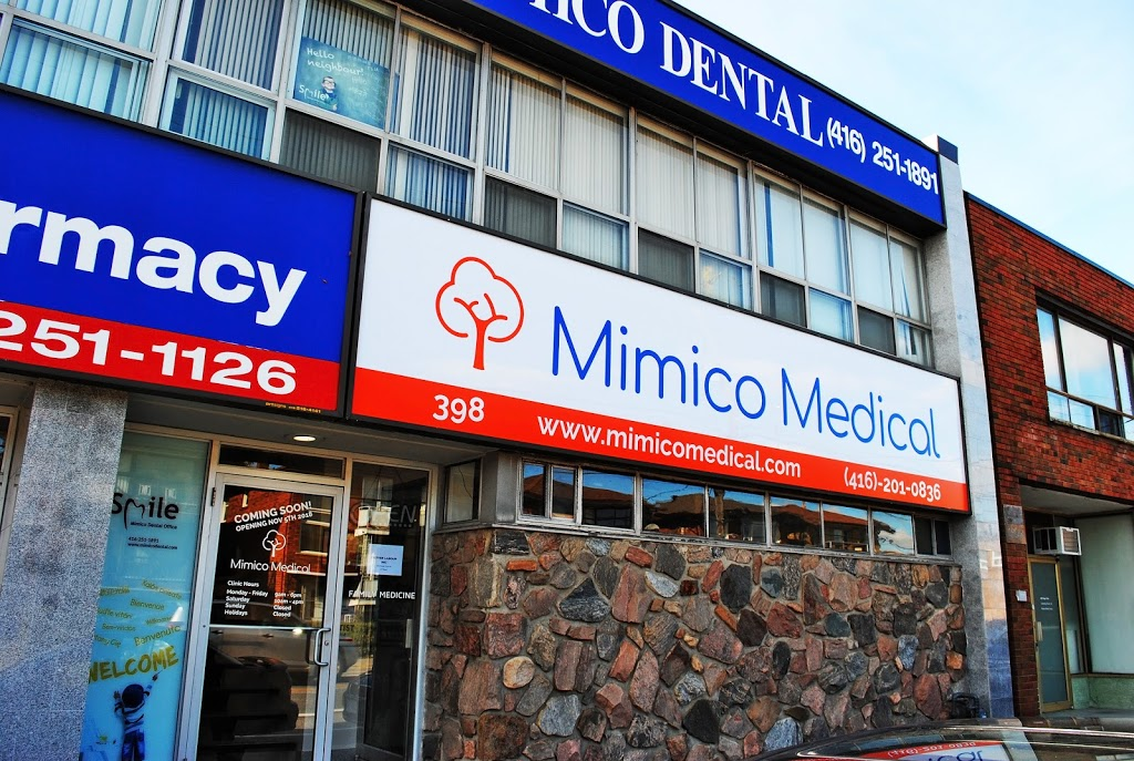 Mimico Medical | doctor | 398 Royal York Rd, Etobicoke, ON M8Y 2R5, Canada | 4162010836 OR +1 416-201-0836
