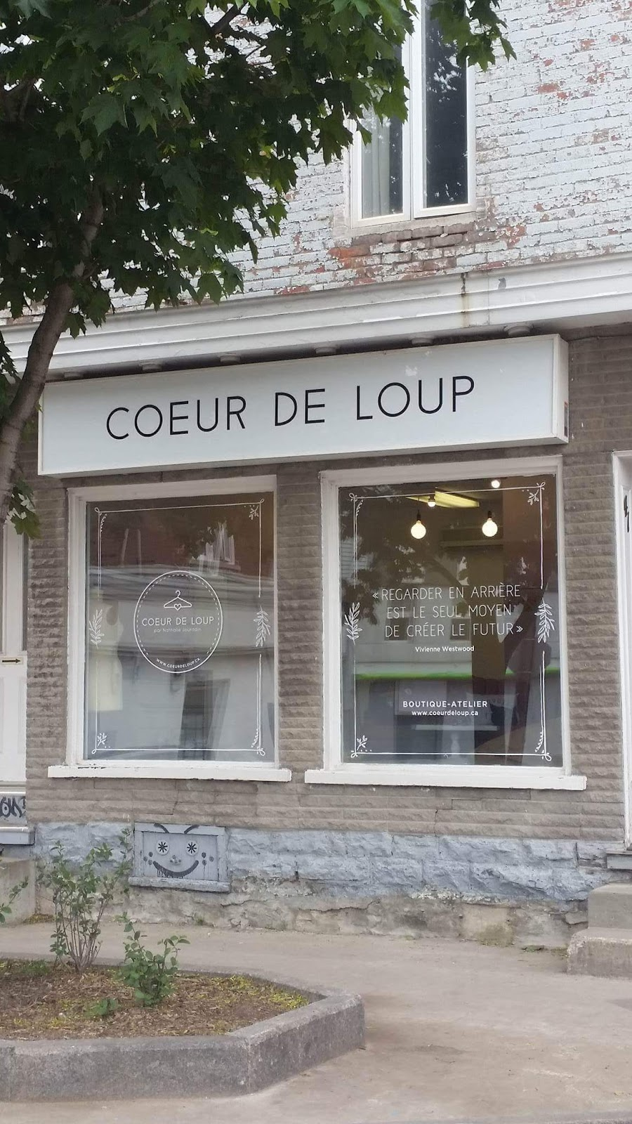 Coeur de Loup | clothing store | 41 Rue Saint-Vallier E, Québec, QC G1K 3N6, Canada | 4183800848 OR +1 418-380-0848