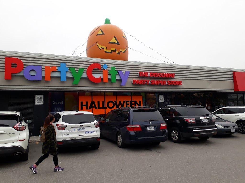 Party City | clothing store | 39 Orfus Road, West of, Dufferin St, Toronto, ON L5L 5X8, Canada | 4167854035 OR +1 416-785-4035