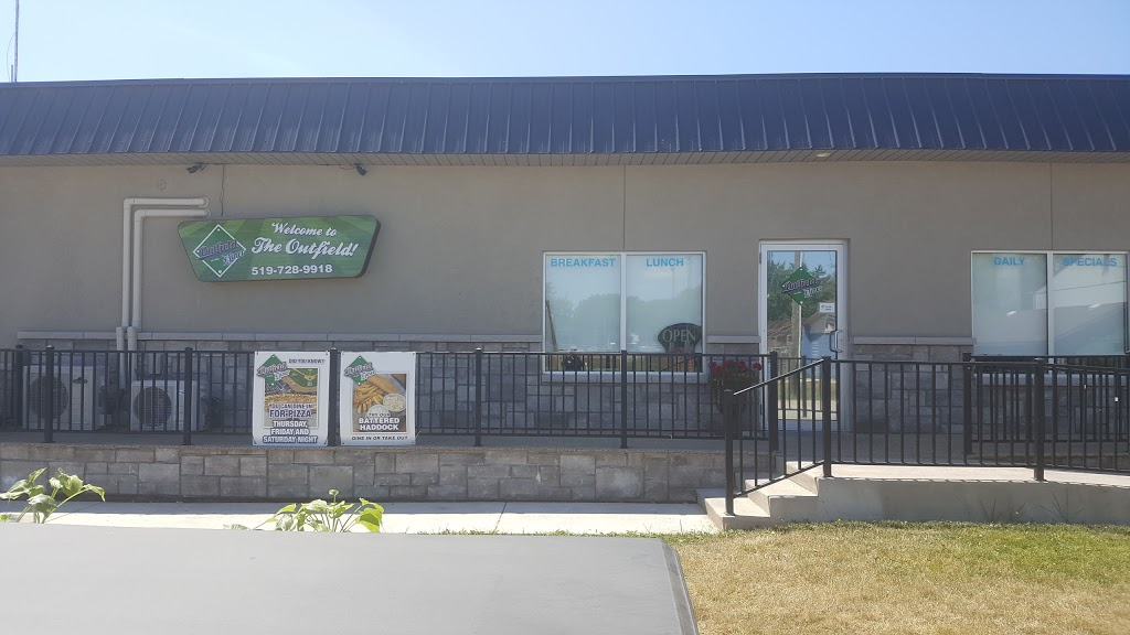 Outfield Diner | restaurant | 601 Centre St #3, Belle River, ON N0R 1A0, Canada | 5197289918 OR +1 519-728-9918