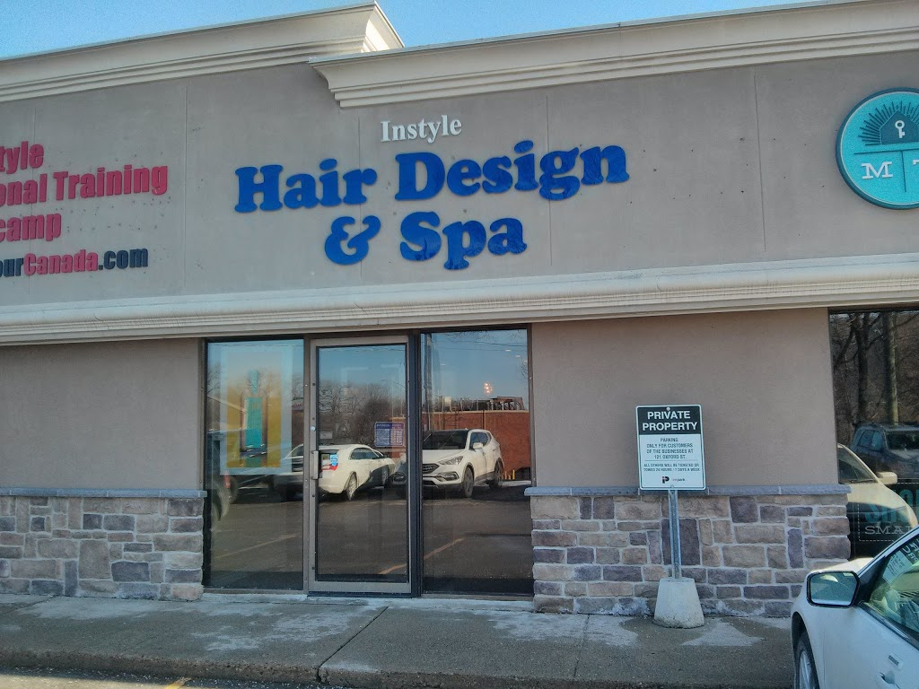 In Style Hair Design & Spa | hair care | 121 Oxford St E, London, ON N6A 1T3, Canada | 5196017895 OR +1 519-601-7895