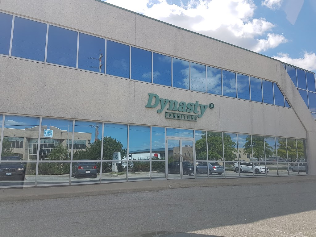 Dynasty Furniture Manufacturing Ltd | home goods store | 6830 Columbus Rd, Mississauga, ON L5T 2G1, Canada | 9056700110 OR +1 905-670-0110