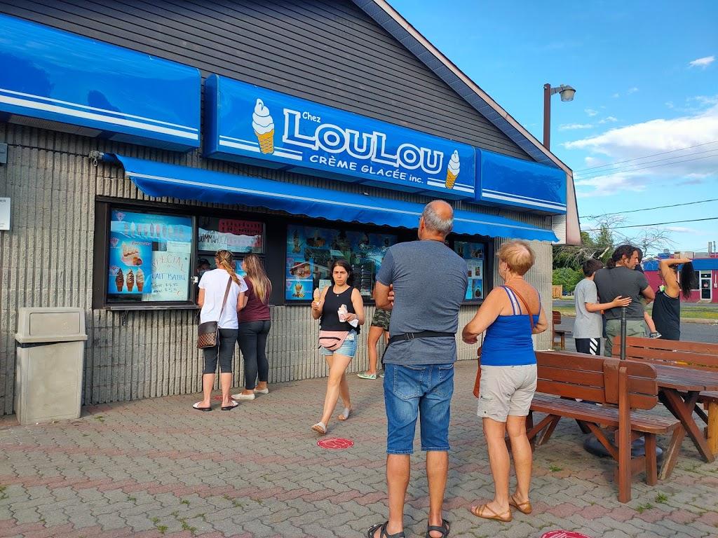 Chez LouLou Crème Glacée | cafe | 4645 Grande Allée, Brossard, QC J4Z 3E9, Canada | 4506766083 OR +1 450-676-6083