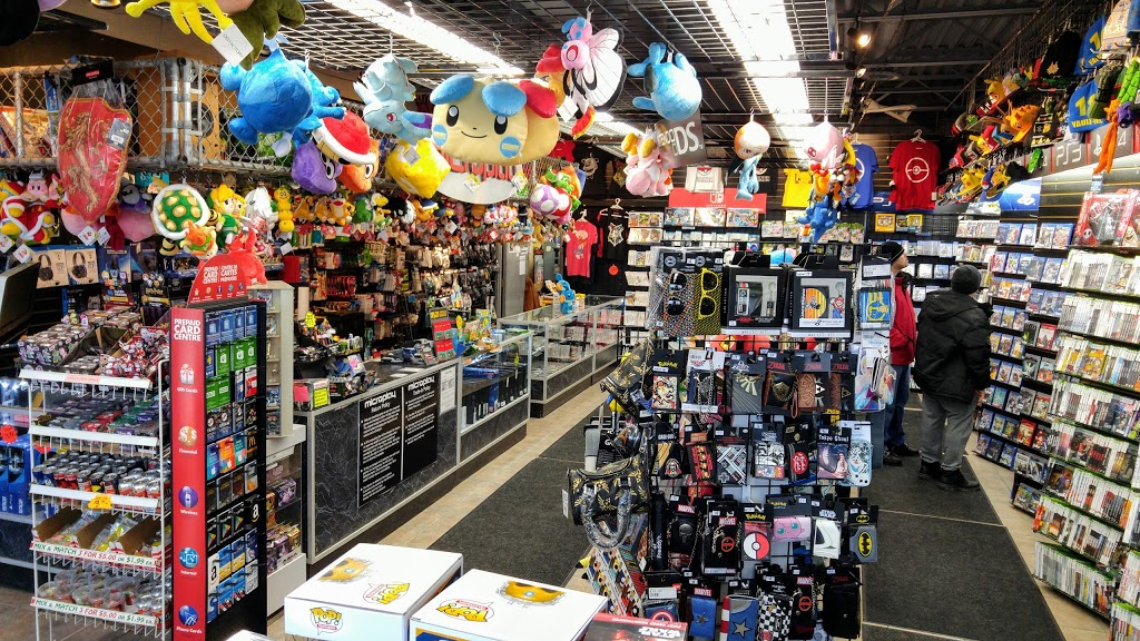 Microplay | electronics store | 685 Fischer-Hallman Rd, Kitchener, ON N2E 4E9, Canada | 5197424263 OR +1 519-742-4263