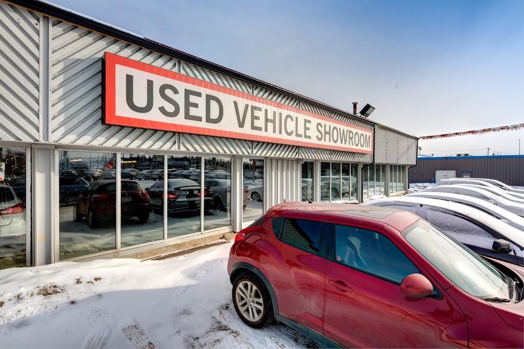 Northside Mitsubishi | car dealer | 9670 125a Ave NW, Edmonton, AB T5G 3E5, Canada | 7804795700 OR +1 780-479-5700