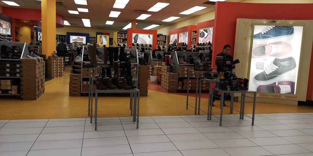 Chaussures Yellow | shoe store | 8500, boul. Henri-Bourassa F-016, Carrefour Charlesbourg, Charlesbourg, QC G1G 5X1, Canada | 4186275761 OR +1 418-627-5761