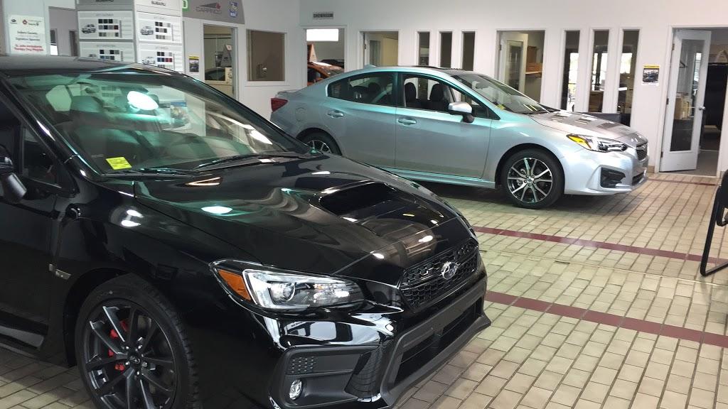 Auto Gallery Subaru | car dealer | 609 Winnipeg St, Regina, SK S4R 8P2, Canada | 8559109809 OR +1 855-910-9809