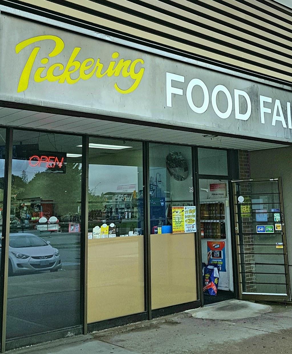 Pickering Food Fair/Vape Shop/JUUL/STLTH - Convenience store