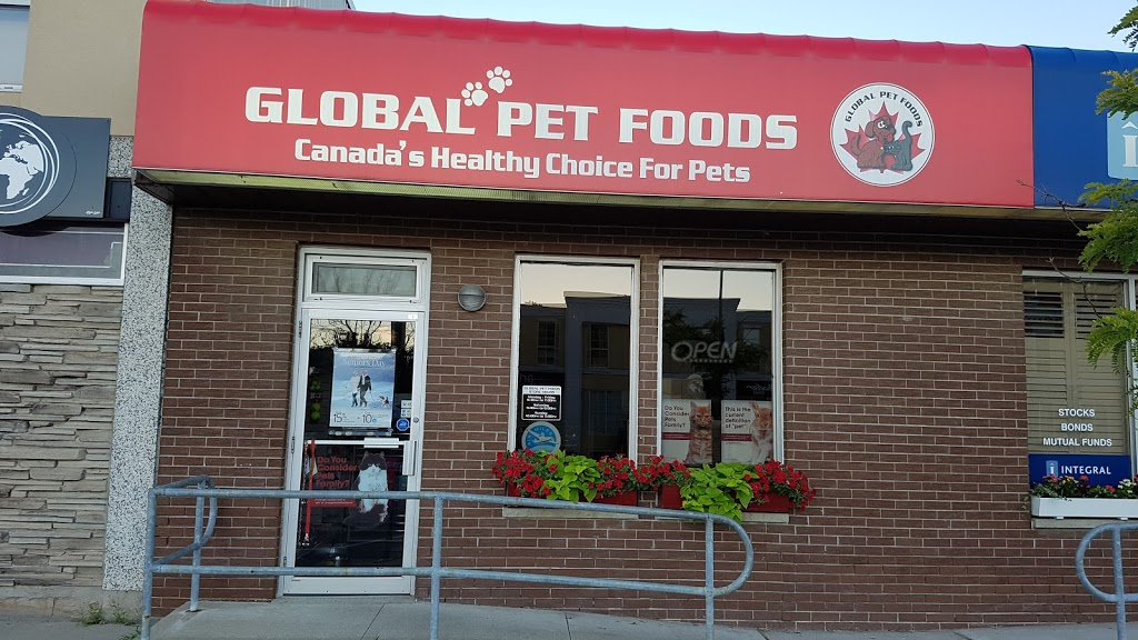 Global Pet Foods | store | 669 Belmont Ave W, Kitchener, ON N2M 1N8, Canada | 5195714444 OR +1 519-571-4444