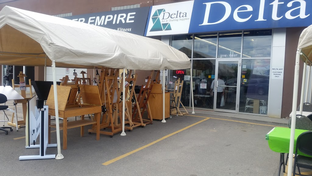 Delta Art and Drafting Supplies | store | 11116 120 St, Edmonton, AB T5G 2X8, Canada | 7804557983 OR +1 780-455-7983