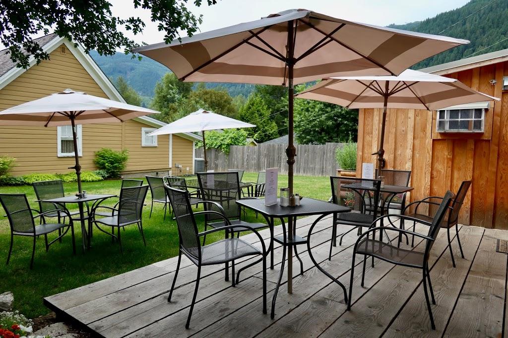 The Ward Tea House | cafe | 64905 Albert Street, Box 74, Yale, BC V0K 2S0, Canada | 6048630115 OR +1 604-863-0115