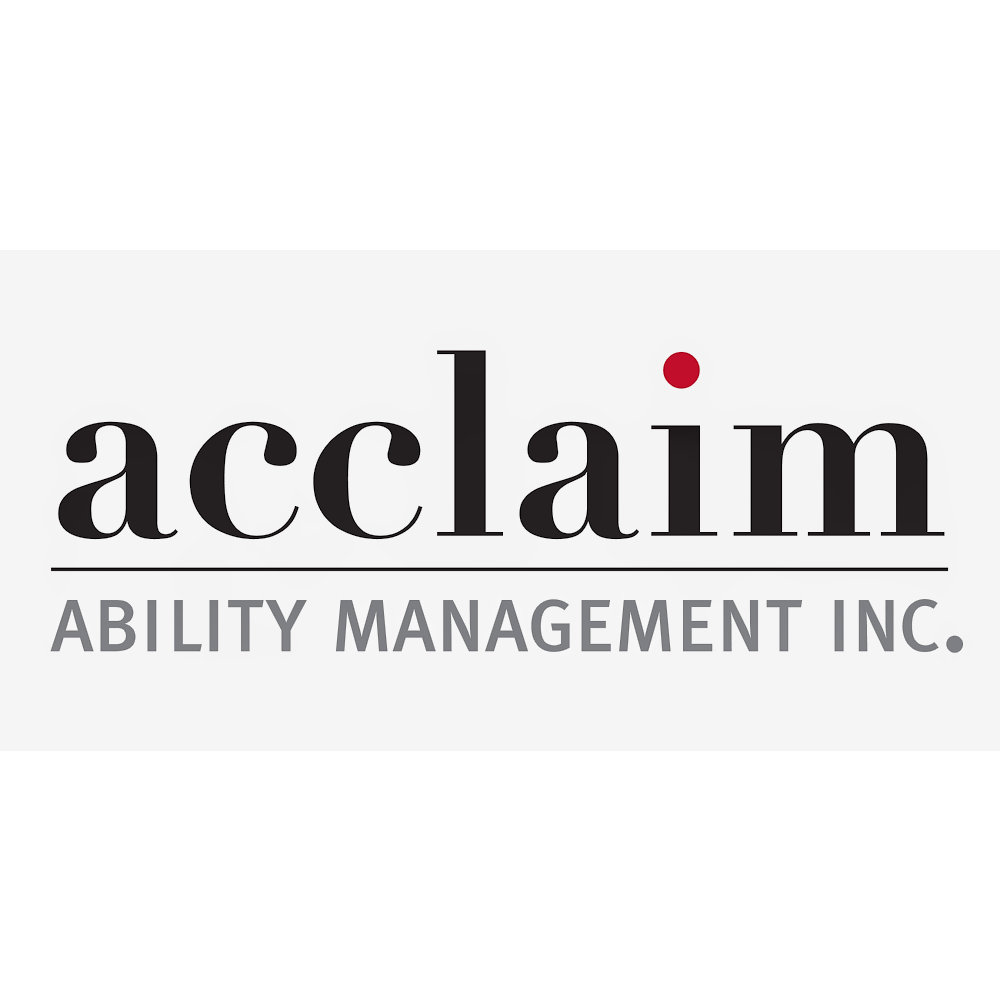 Acclaim Ability Management Inc | health | 885 Regent St, Sudbury, ON P3E 5M4, Canada | 7056752400 OR +1 705-675-2400