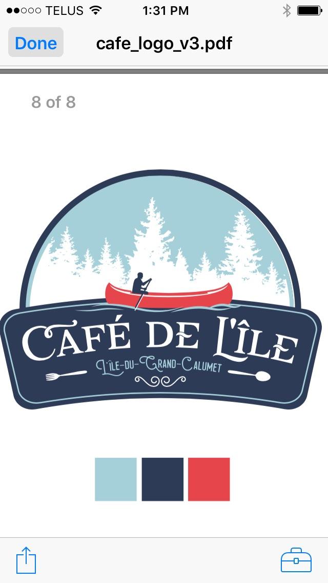 Le Café de l'île | restaurant | 224 chemin de loutaouais, LÎle-du-Grand-Calumet, QC J0X 1J0, Canada | 8196485557 OR +1 819-648-5557