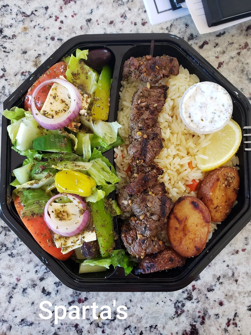 Spartas   restaurant   951 Notre Dame St, Embrun, ON K0A 1W0, Canada   6134432000 OR +1 613-443-2000