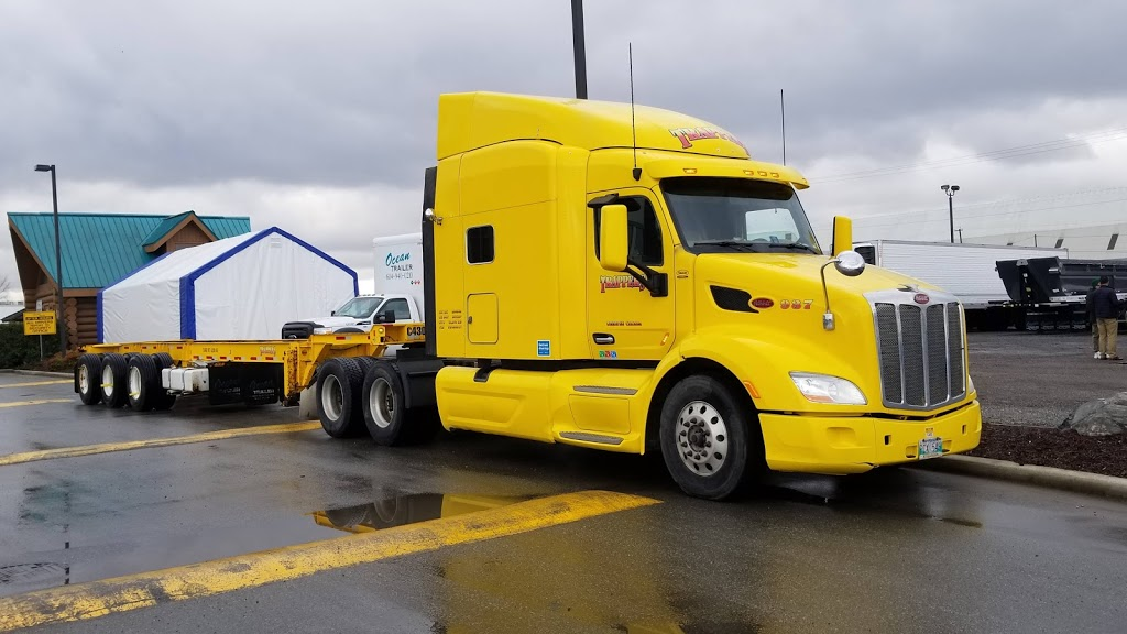 Trappers Transport Ltd | moving company | 235068 Wrangler Link, Rocky View No. 44, AB T1X 0K3, Canada