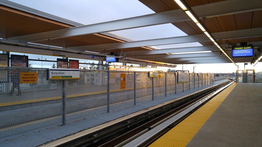 Burquitlam Station | subway station | Clarke Rd, Coquitlam, BC V3J 3X5, Canada