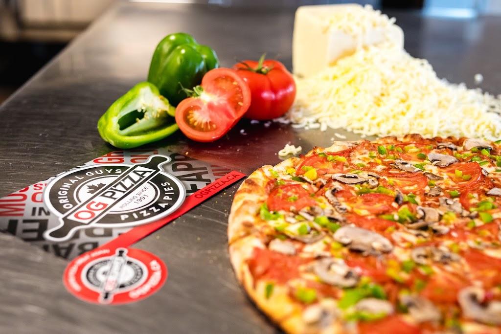 Original Guys Pizza Pies - OG Pizza (Kingsville) | meal delivery | 241 Main St W, Kingsville, ON N9Y 1H7, Canada | 5197330800 OR +1 519-733-0800