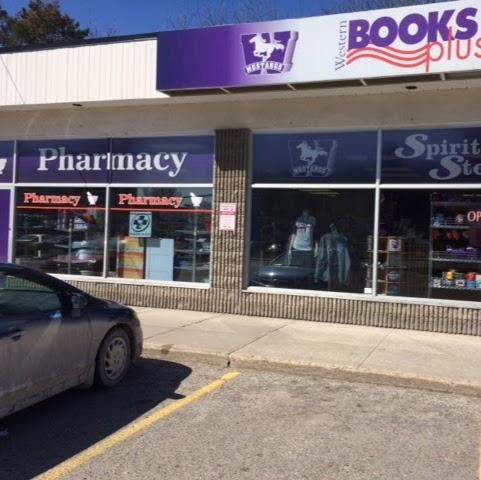 books PLUS Pharmacy | health | 1153 Western Rd, London, ON N6G 1G6, Canada | 5196613193 OR +1 519-661-3193