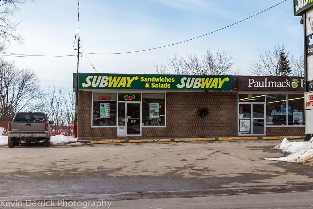 Subway | meal takeaway | 892 Ward St Unit 1, Bridgenorth, ON K0L 1H0, Canada | 7052929187 OR +1 705-292-9187