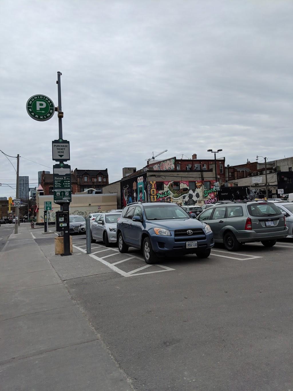 5-9 Wolseley St Parking   parking   5-9 Wolseley St, Toronto, ON M5T 2M4, Canada