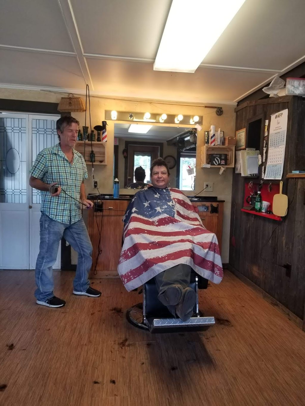 Eastside Barber Shop | hair care | 472 E Main St, Newport, VT 05855, USA | 8026732689 OR +1 802-673-2689