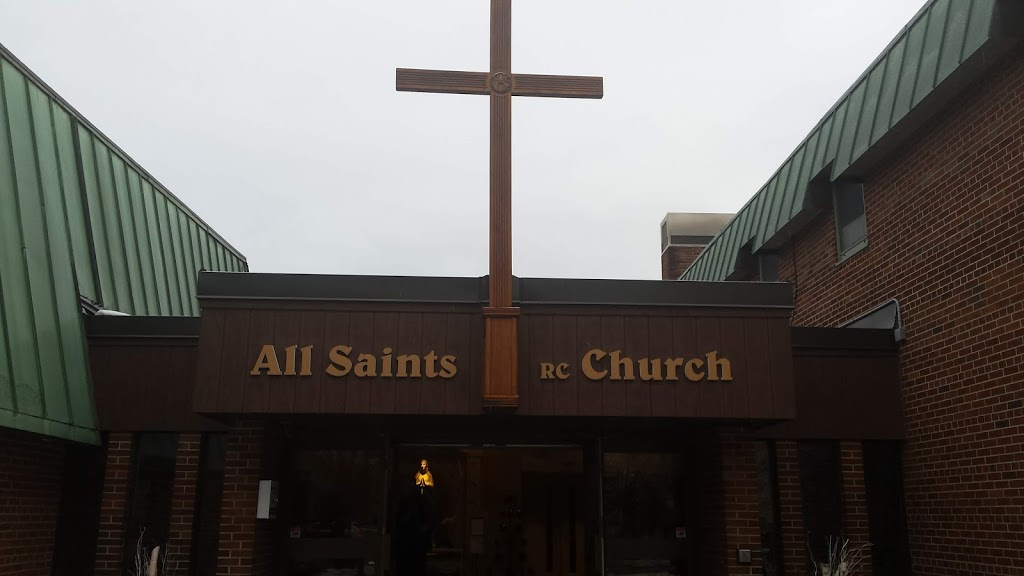 All Saints Roman Catholic Church | church | 1415 Royal York Rd, Etobicoke, ON M9P 3A7, Canada | 4162443066 OR +1 416-244-3066