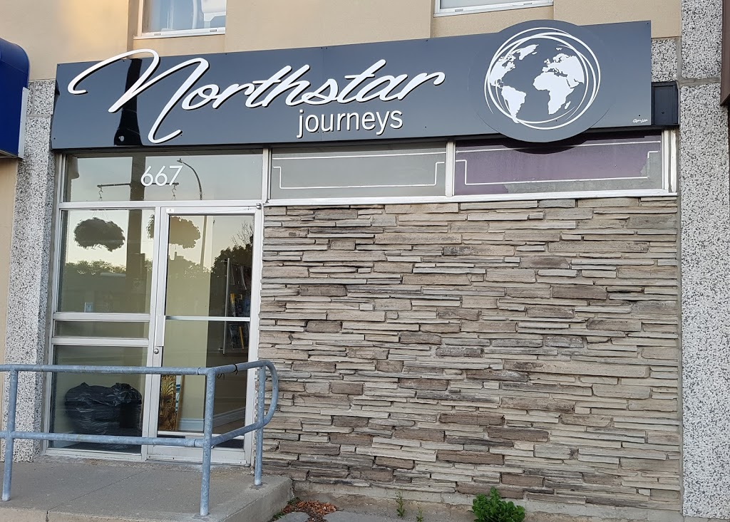 Northstar Journeys | travel agency | 667 Belmont Ave W, Kitchener, ON N2M 1N8, Canada | 5195898698 OR +1 519-589-8698