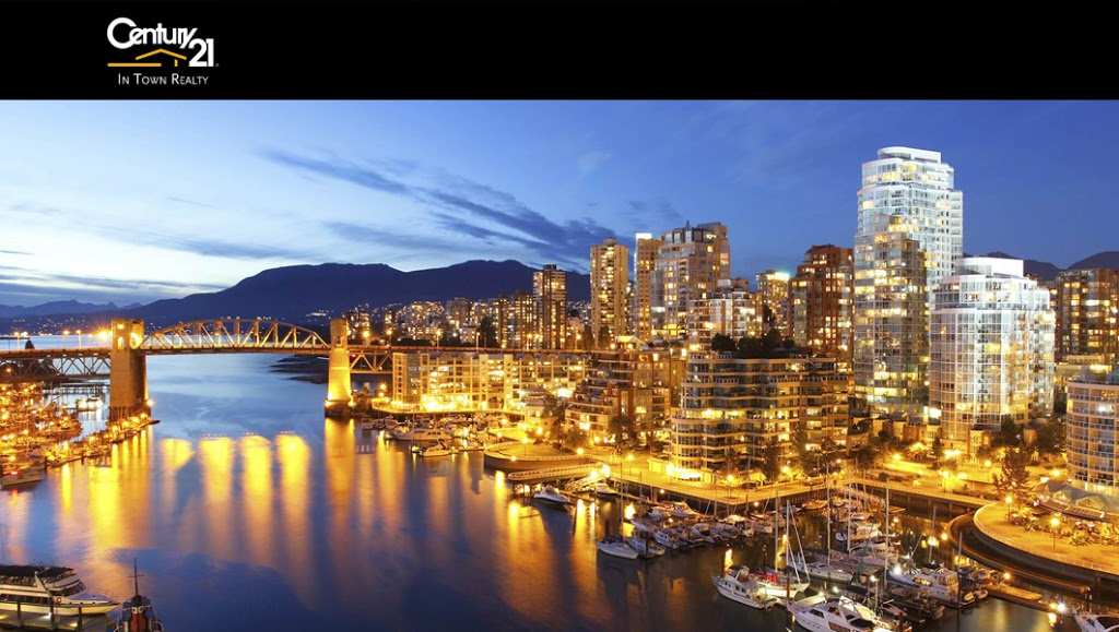 Century 21 In Town Realty - Coal Harbour   real estate agency   323 Jervis St #10, Vancouver, BC V6C 3P8, Canada   6046855951 OR +1 604-685-5951