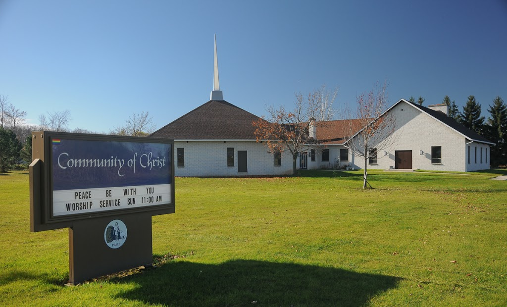 Community of Christ Church   church   5030 Thompson Rd, Clarence, NY 14031, USA   7167413242 OR +1 716-741-3242