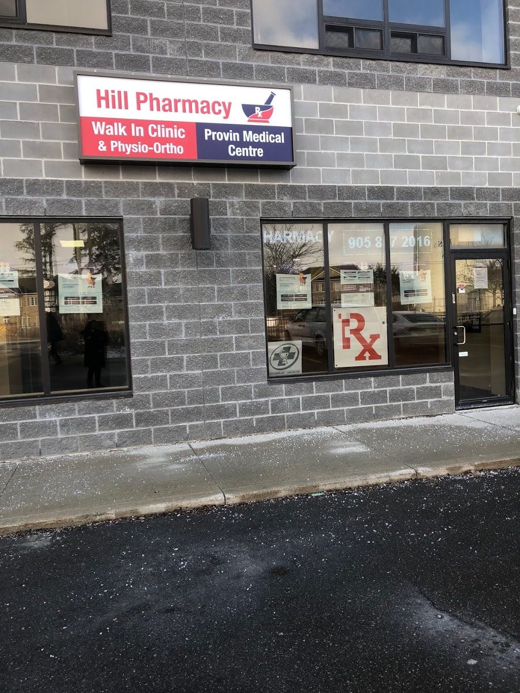 HILL PHARMACY | health | 400 Guelph St UNIT 3, Georgetown, ON L7G 0J2, Canada | 9058772016 OR +1 905-877-2016
