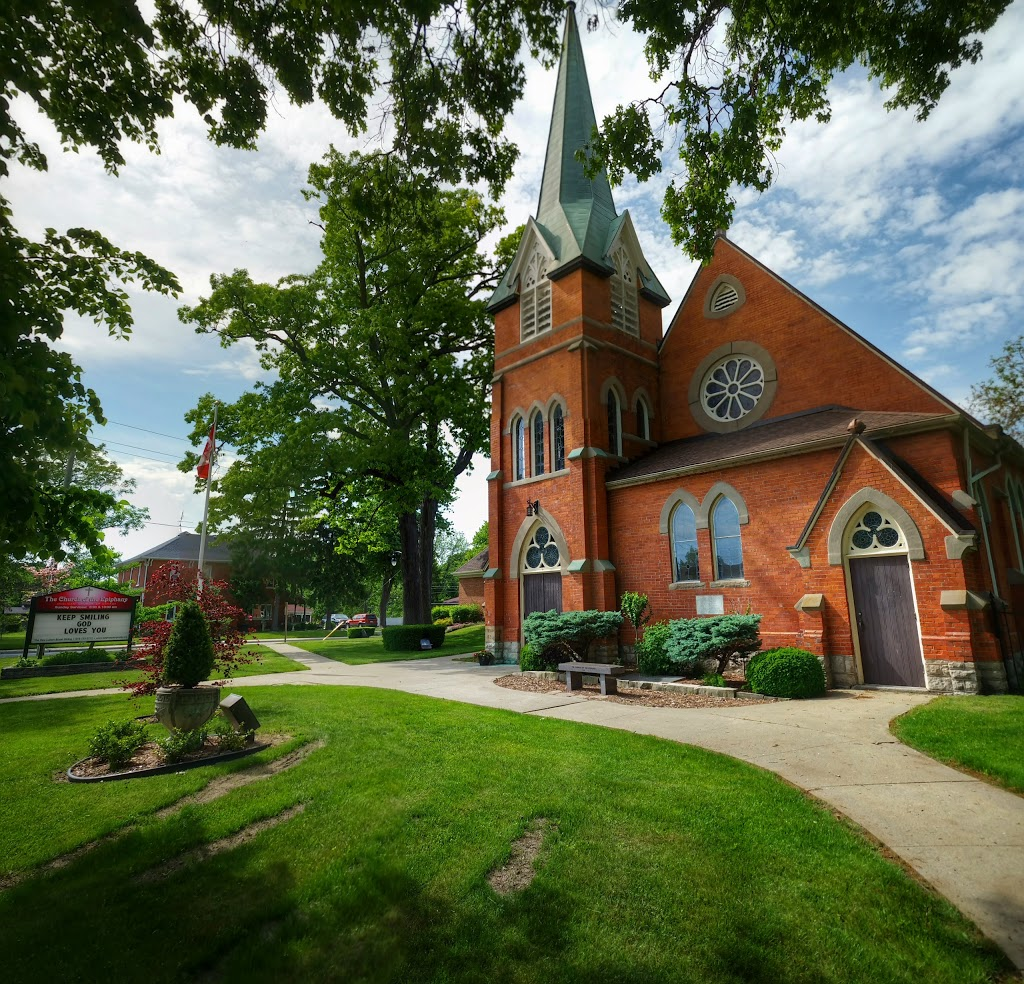 Epiphany Anglican Church | church | 106 Main St W, Kingsville, ON N9Y 1H3, Canada | 5197333772 OR +1 519-733-3772