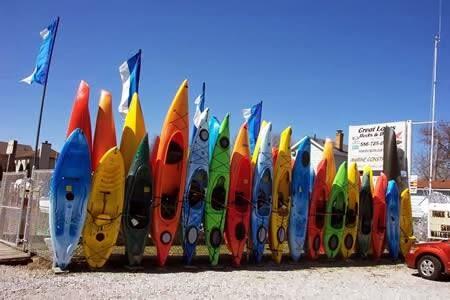 The Kayak Store | store | 7427 Dyke Rd, Algonac, MI 48001, USA | 8002923625 OR +1 800-292-3625