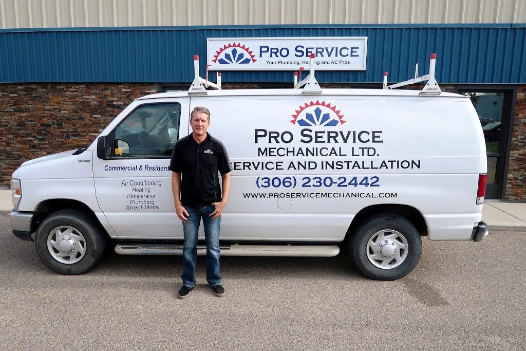 Pro Service Mechanical | home goods store | 2-510 48 St E, Saskatoon, SK S7K 5T9, Canada | 3062302442 OR +1 306-230-2442
