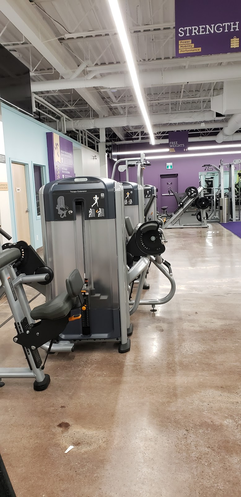 Anytime Fitness Tottenham 55 Queen St S Tottenham On L0g 1w0 Canada