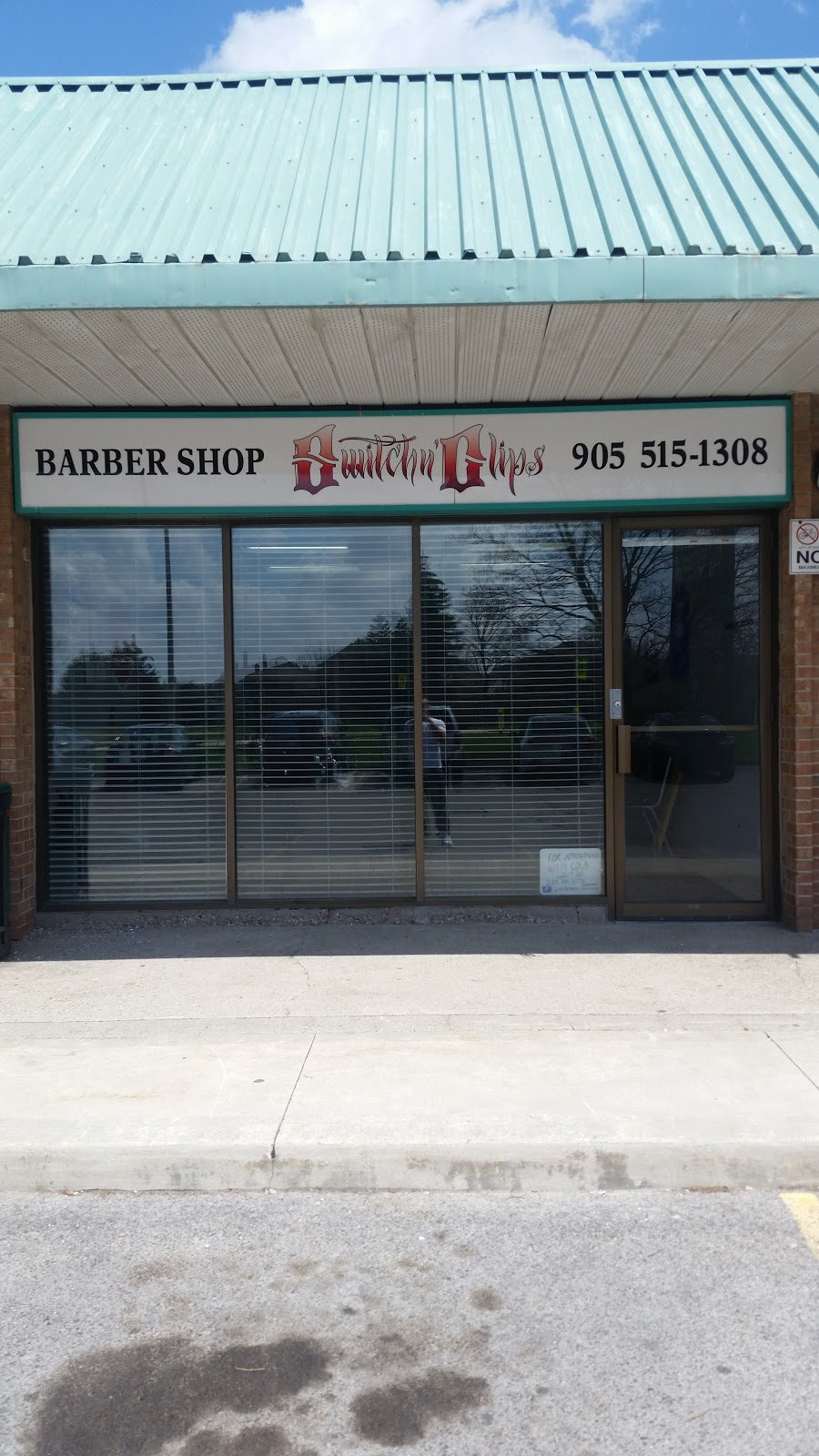 Switchn Clips Barbershop   hair care   1050 Paramount Dr, Stoney Creek, ON L8J 1E9, Canada   9055151308 OR +1 905-515-1308