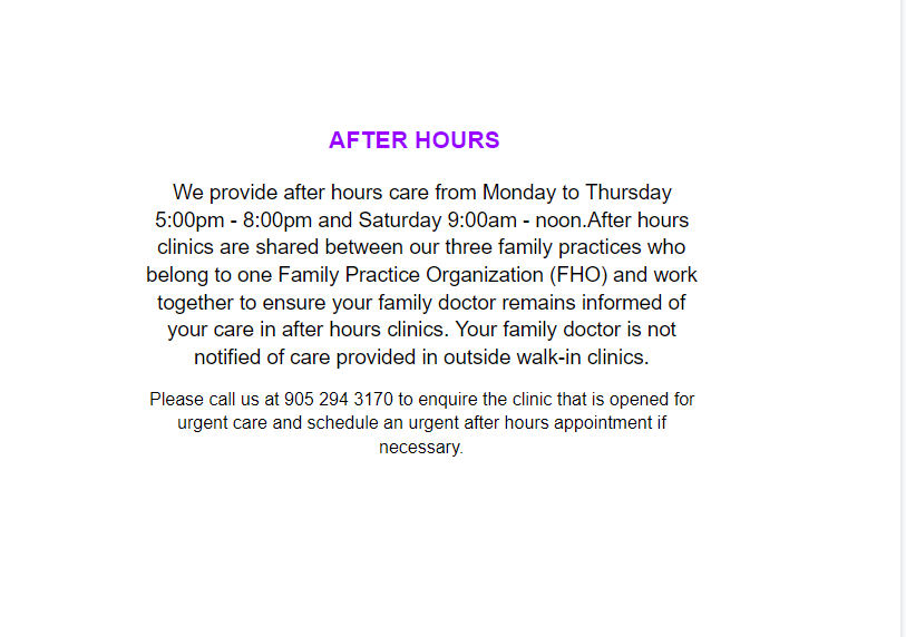 Dr. Eliza Lai   health   6633 Hwy 7 suite 210, Markham, ON L3P 7P2, Canada   9052943170 OR +1 905-294-3170