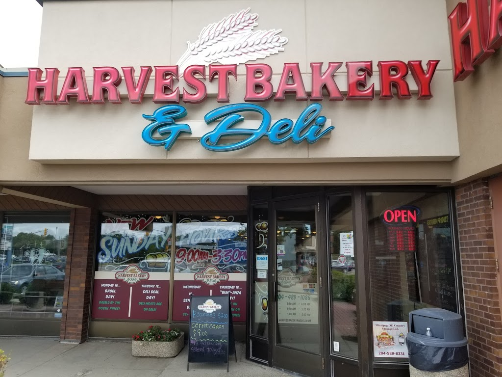 Harvest Bakery & Deli | bakery | 1857 Grant Ave, Winnipeg, MB R3N 1Z2, Canada | 2044891086 OR +1 204-489-1086