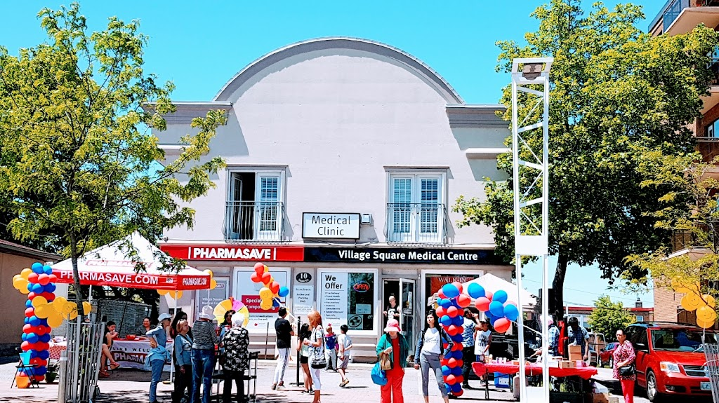 Pharmasave Village Square Medical Center | health | 10 Main St, Mississauga, ON L5M 1X3, Canada | 9055671300 OR +1 905-567-1300