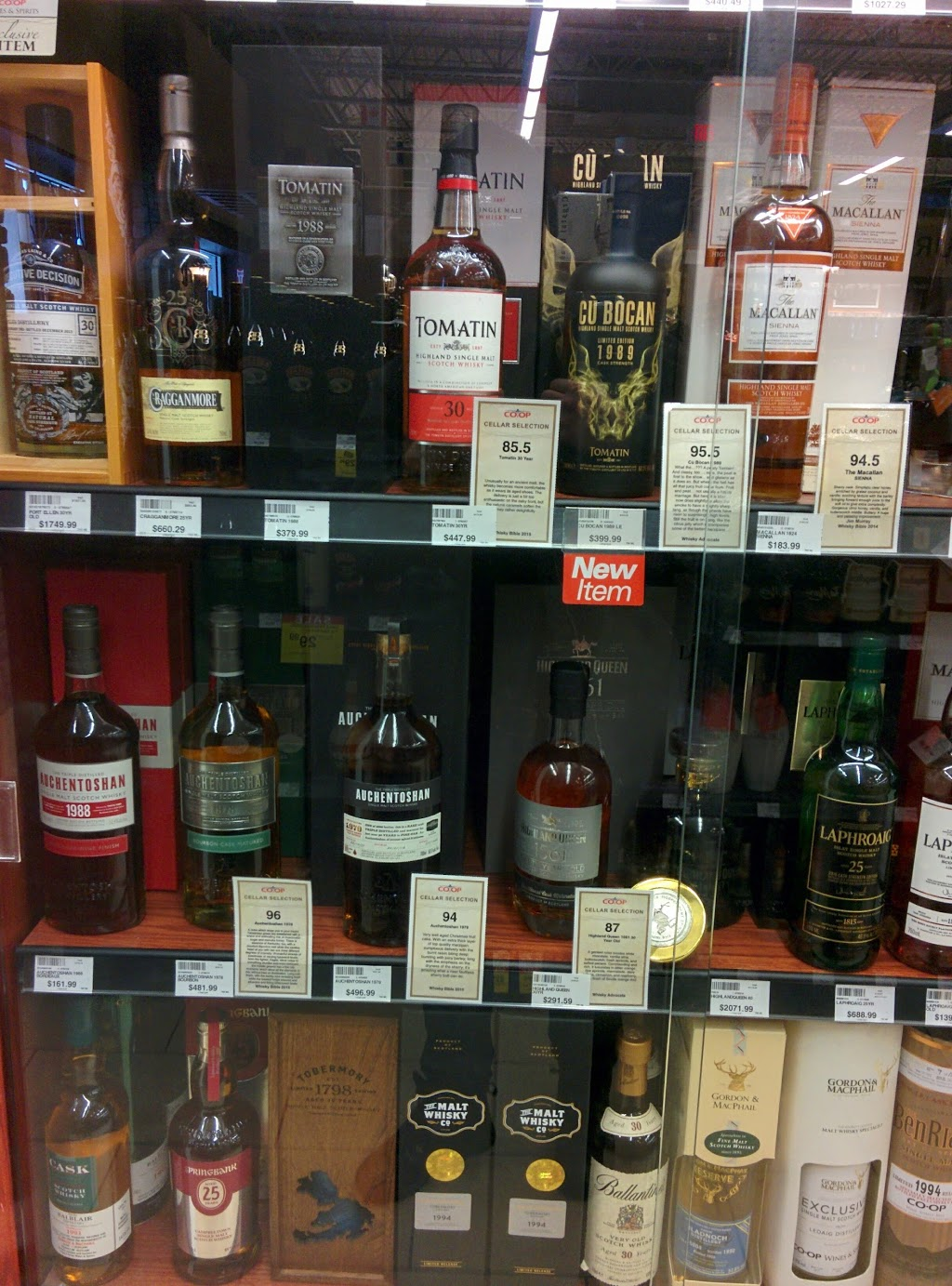 Mount Pleasant Co-op Liquor Store | store | 336 16 Ave NW, Calgary, AB T2M 0H6, Canada | 4032994268 OR +1 403-299-4268