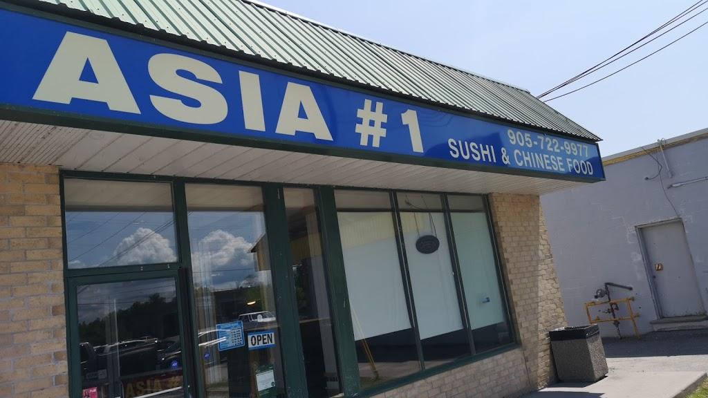 Asia #1 Sushi & Chinese food | restaurant | Sutton, Georgina, ON L0E, Canada