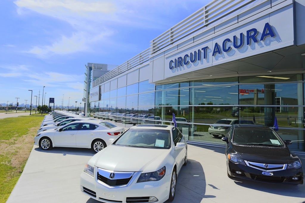 Circuit Acura | car dealer | 4901 Boulevard des Galeries, Québec, QC G2K 1X1, Canada | 4186228180 OR +1 418-622-8180