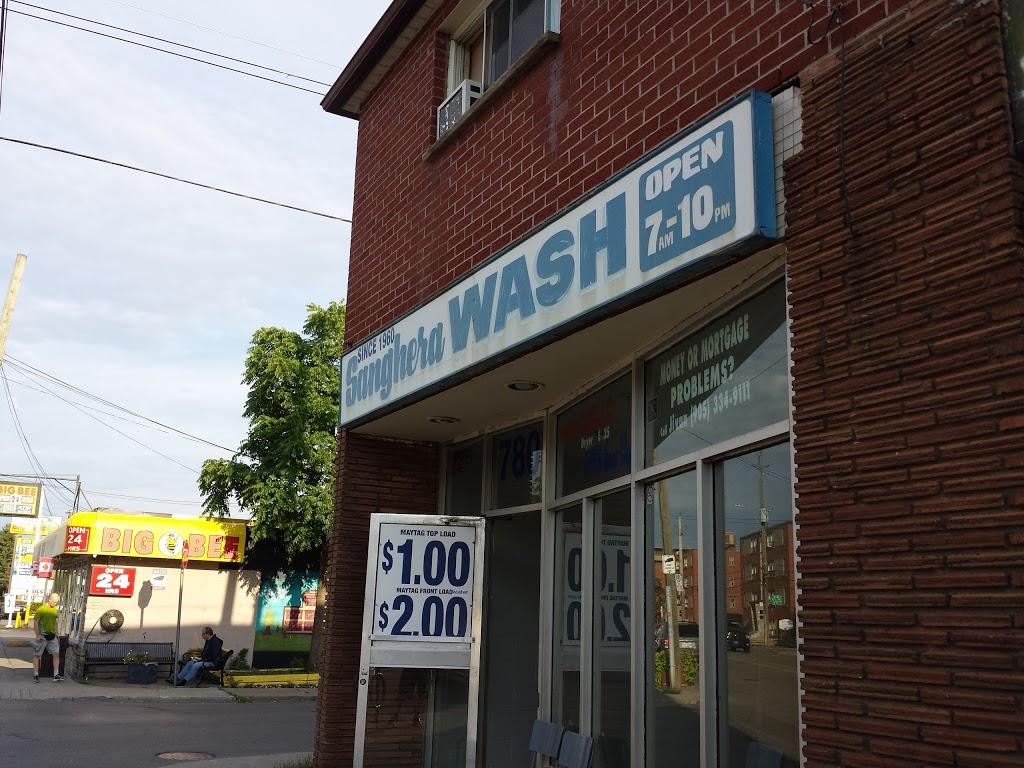 Sanghera Wash   laundry   780 Concession St, Hamilton, ON L8V 3R6, Canada