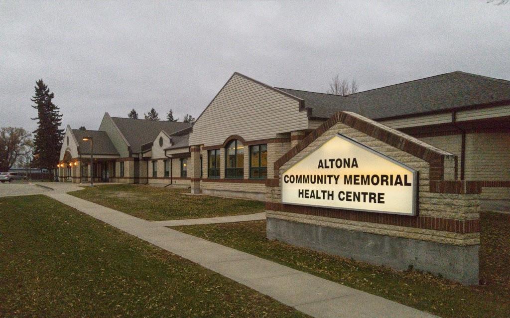 Altona Community Memorial Health Centre | health | 240 5 Ave NE, Altona, MB R0G 0B0, Canada | 2043246411 OR +1 204-324-6411