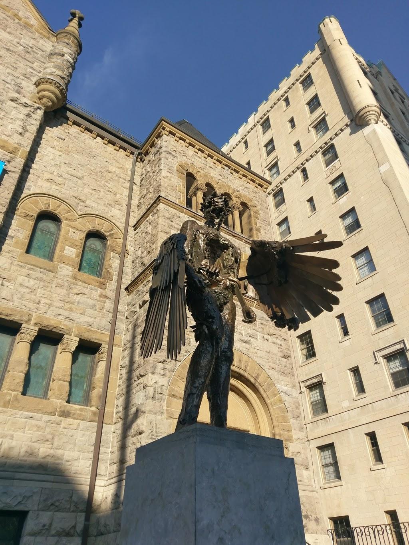 Camino de Emaeeuse de lEglise Unie | church | 3407 Avenue du Musée, Montréal, QC H3G 2C6, Canada