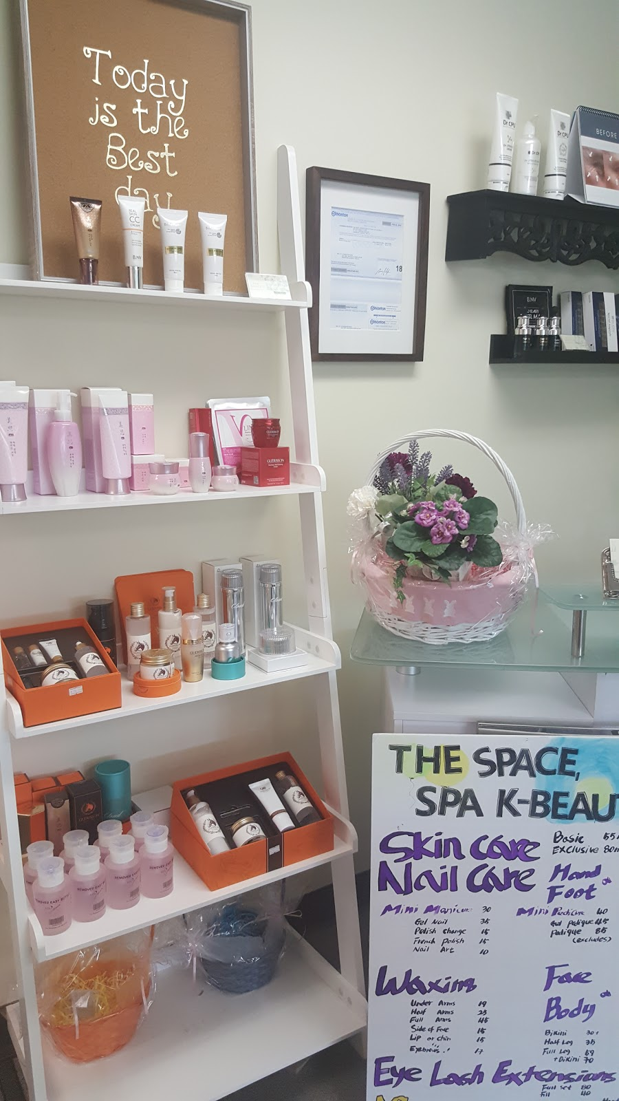 The Space Spa & K-Beauty | spa | 21, 3116 Parsons Rd NW, Edmonton, AB T6N 1L6, Canada | 7802924140 OR +1 780-292-4140