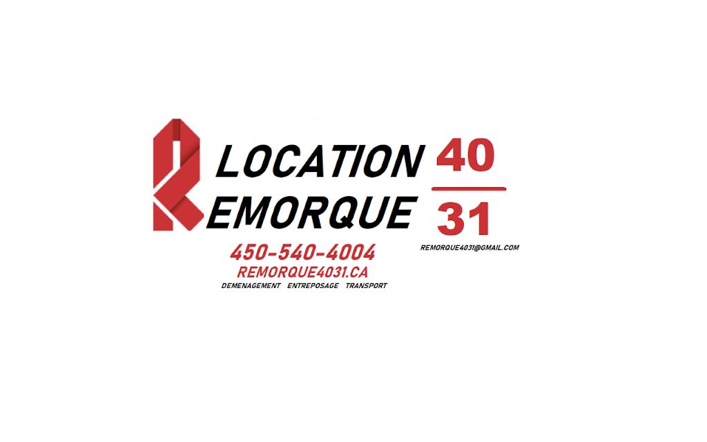 REMORQUE4031.CA | point of interest | 340 des jumeaux, Lavaltrie, QC J5T 3T8, Canada | 4505404004 OR +1 450-540-4004